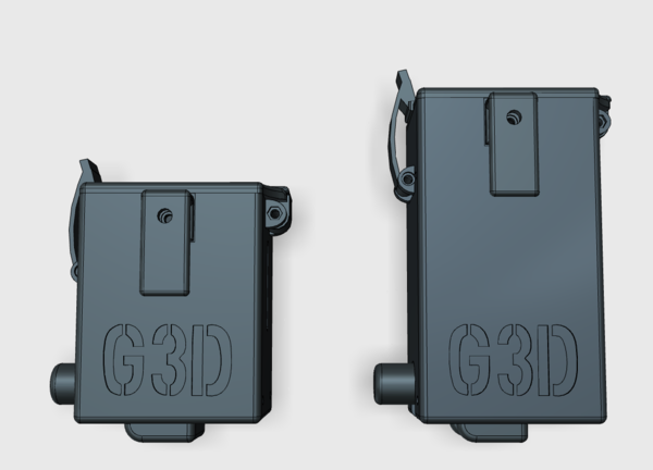 G3D paint dispenser for e.g. HDS and HDR --L